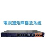 MX6000 電視牆矩陣播放系統