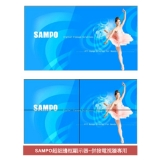 SAMPO 超細邊框