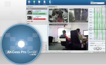 AKCessServer_中央機房環境監控軟體