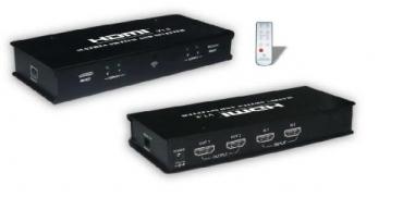 Yowow - HDMI 2進2出矩陣切換器