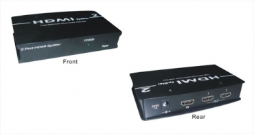 Yowow - HDMI 1對2分配器