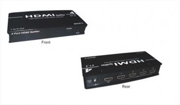 Yowow - HDMI 1對4分配器