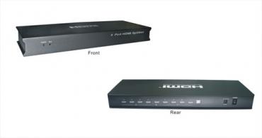 Yowow - HDMI 1對8分配器