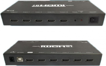 Yowow - HDMI 1對10分配器