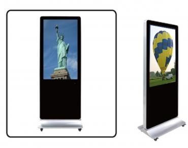 Yowow網路型直立式廣告機